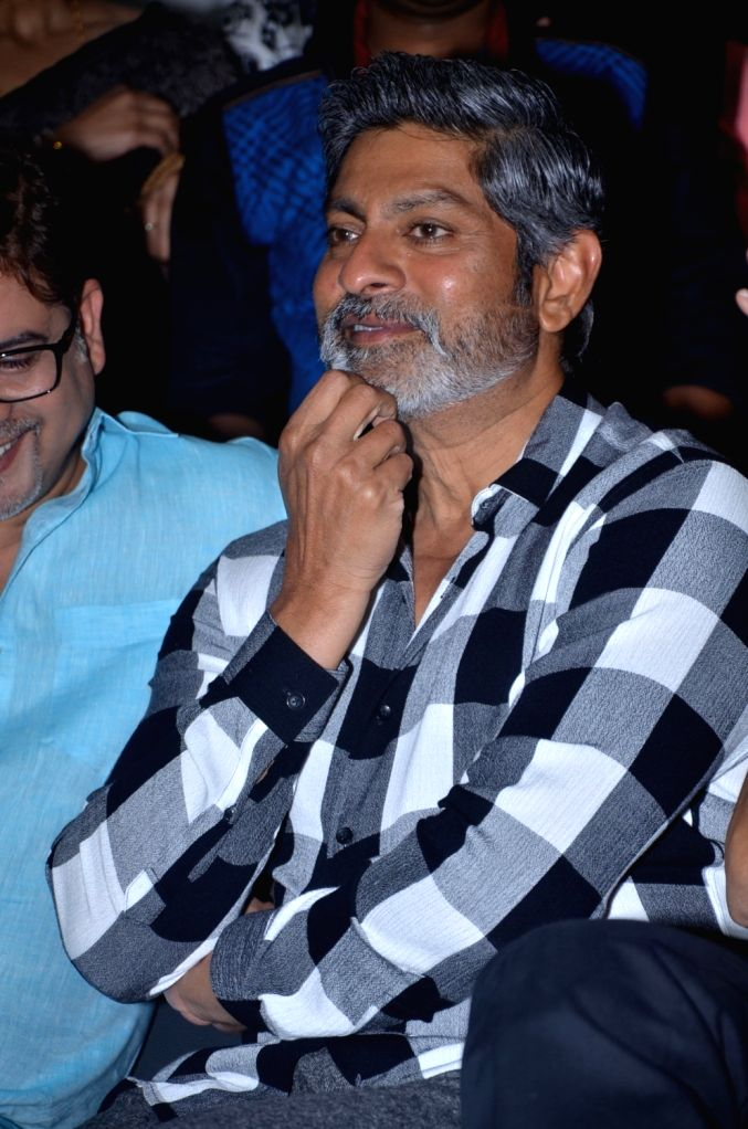 Actor Jagapati Babu during the launch of Colossal Abstracts by Bharat Thakur's Art Exhibition. - Jagapati Babu