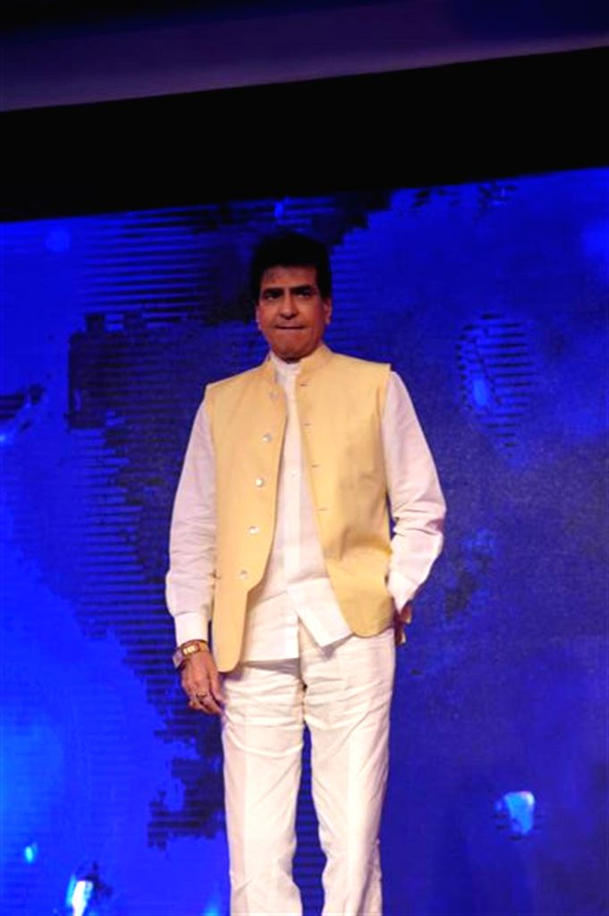 Actor Jeetendra during the launch of Multi Screen Media (MSM) new Hindi general entertainment channel Sony Pal in Mumbai on August 7, 2014. - Jeetendra
