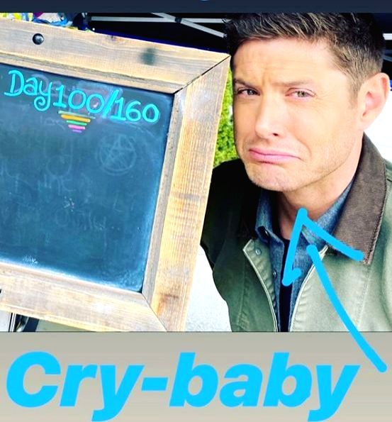 """Actor Jensen Ackles' on-screen """"family business"""" involving """"saving people, hunting things"""" is about to end in the widely popular American show """"Supernatural"""". He is ... - Jensen Ackles"""