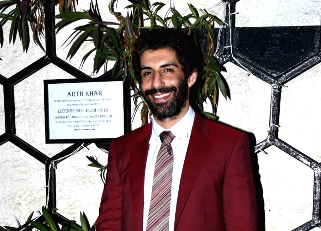 "Actor Jim Sarbh at the wrap-up party of his upcoming Netflix's dance musical drama ""Yeh Ballet"", in Mumbai, on June 13, 2019. - Jim Sarbh"