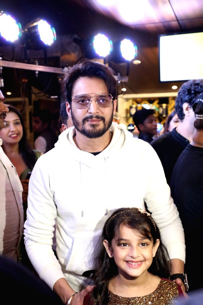 """Actor Jimmy Sheirgill at the screening of his upcoming film """"Family of Thakurganj"""" in Mumbai, on July 17, 2019. - Jimmy Sheirgill"""