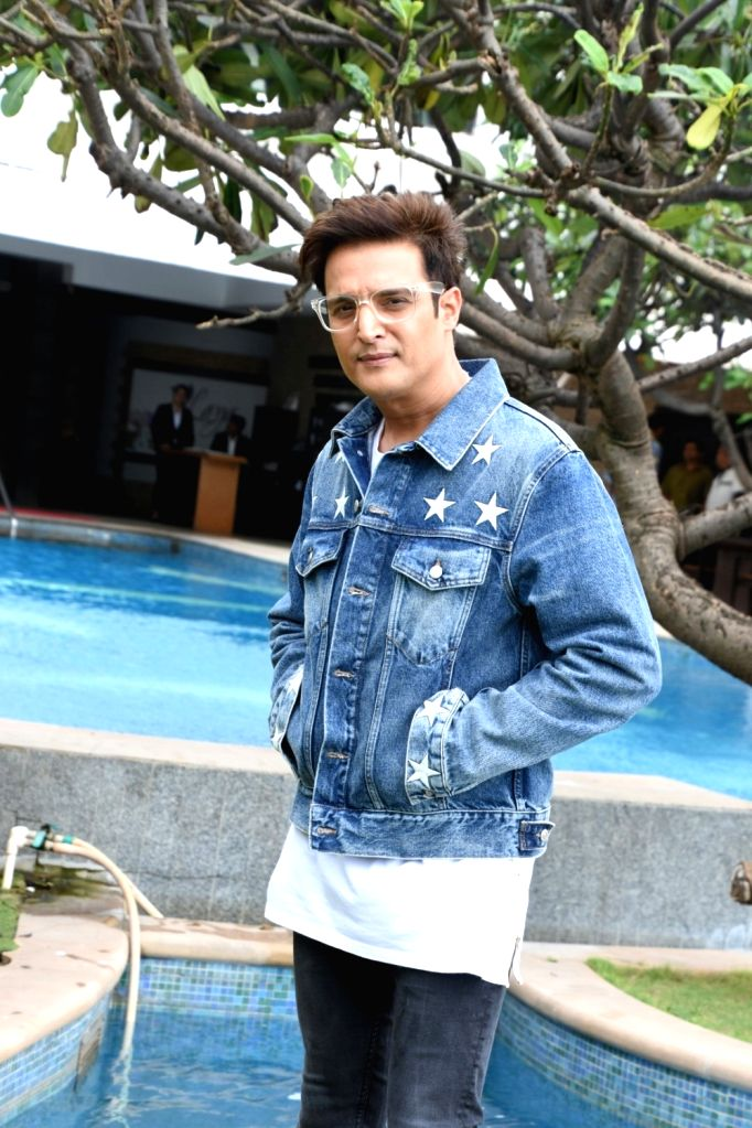 Actor Jimmy Sheirgill during a media interaction in Mumbai on July 20, 2018. - Jimmy Sheirgill