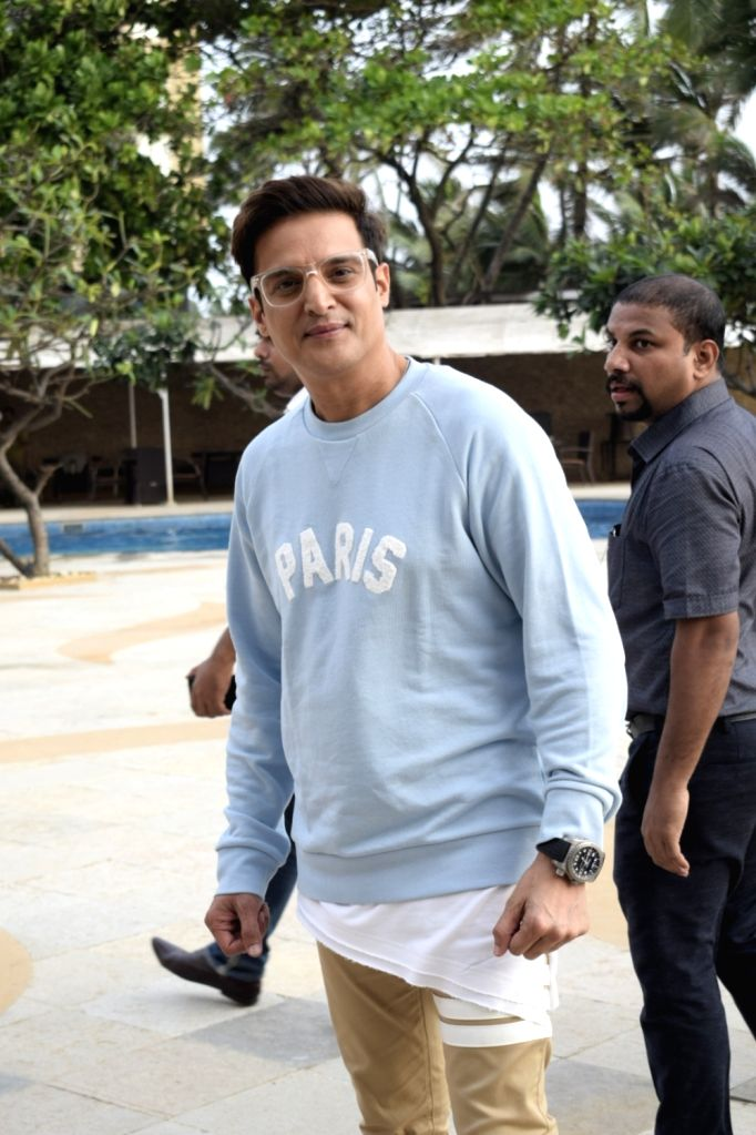 "Actor Jimmy Sheirgill during promotions of his upcoming film ""Saheb, Biwi Aur Gangster 3"", in Mumbai on July 19, 2018. - Jimmy Sheirgill"
