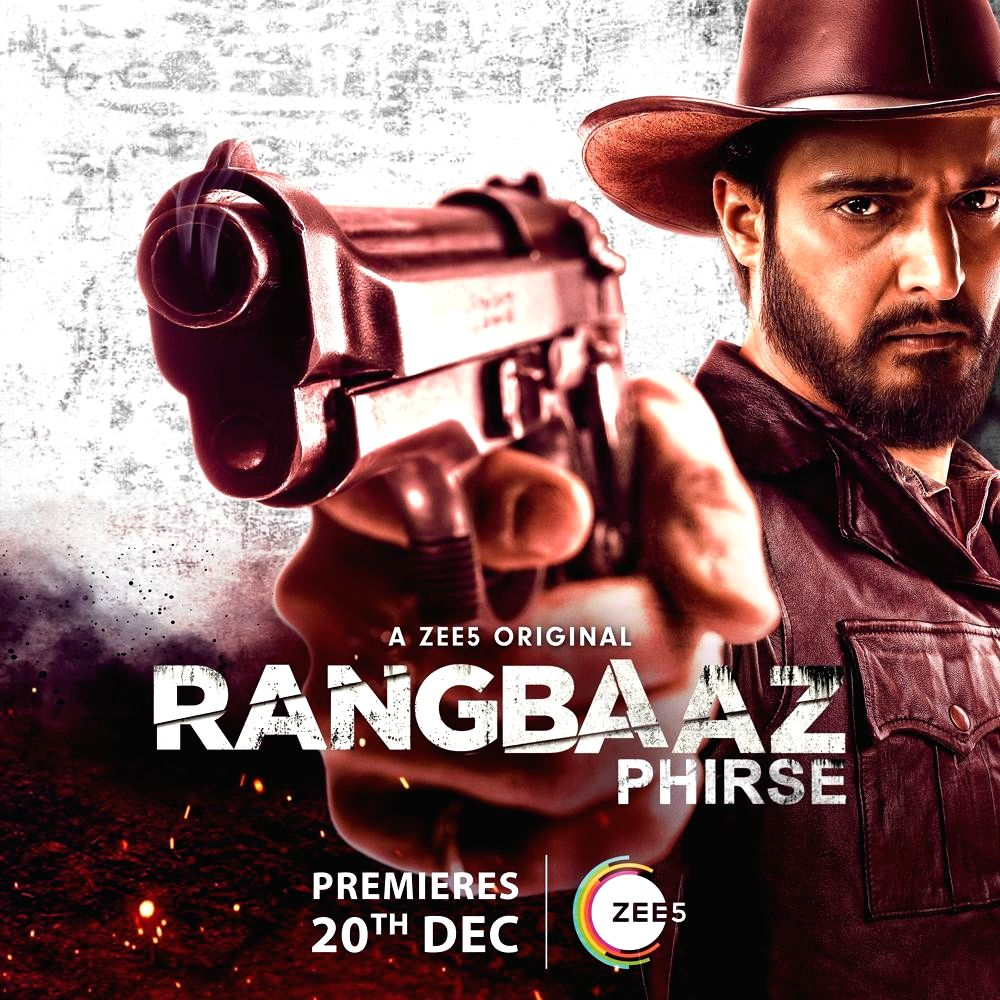 """Actor Jimmy Sheirgill, who will a part of the second season of  """"Rangbaaz"""", says he will be seen in a completely different avatar in the upcoming crime thriller series. - Jimmy Sheirgill"""