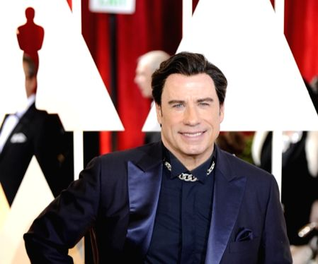 Actor John Travolta. (File Photo: IANS) - John Travolta