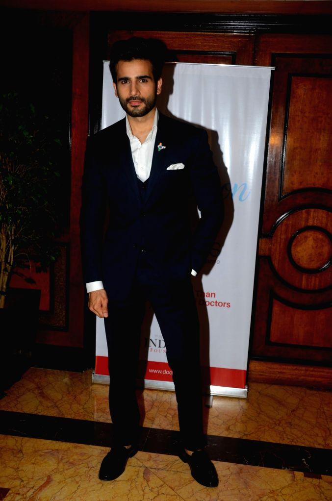 Actor Karan Tacker during a programme in Mumbai on Aug 16, 2017. - Karan Tacker