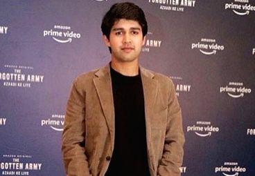 Actor Karanvir Malhotra. - Karanvir Malhotra
