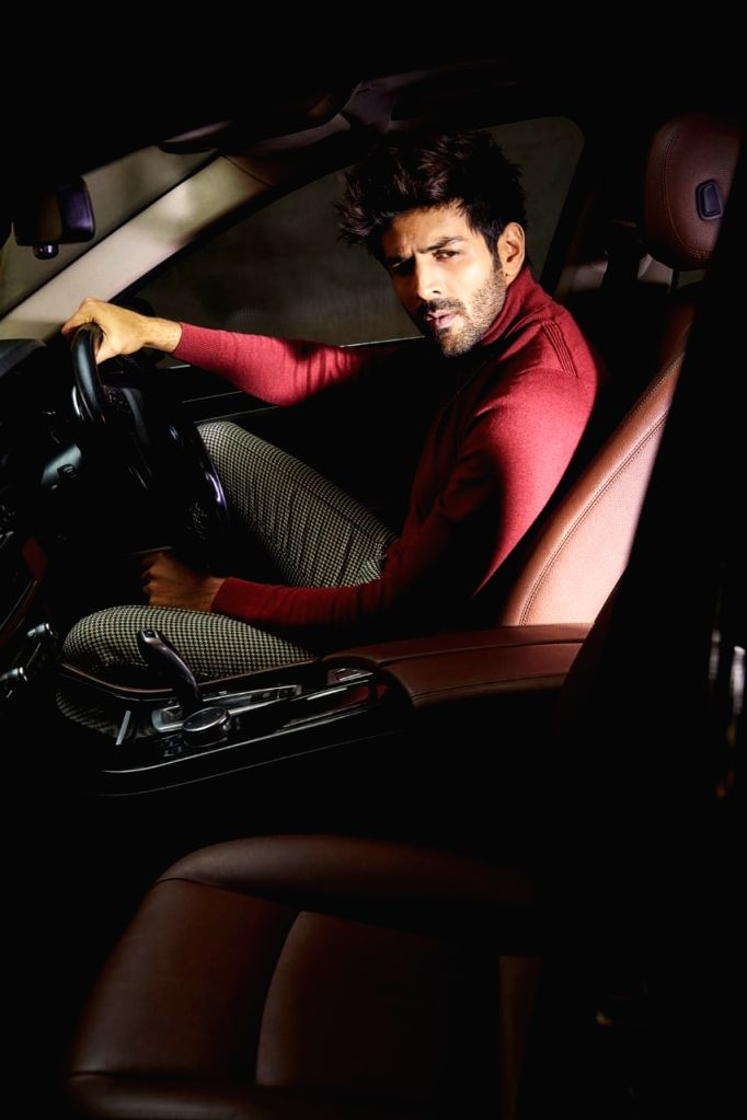 """Actor Kartik Aaryan has shown his romantic side and comic skills in various Bollywood films. Now, the audience will get to see his action avatar in a film to be helmed by """"Tanhaji: The Unsung ... - Kartik Aaryan and Bhushan Kumar"""