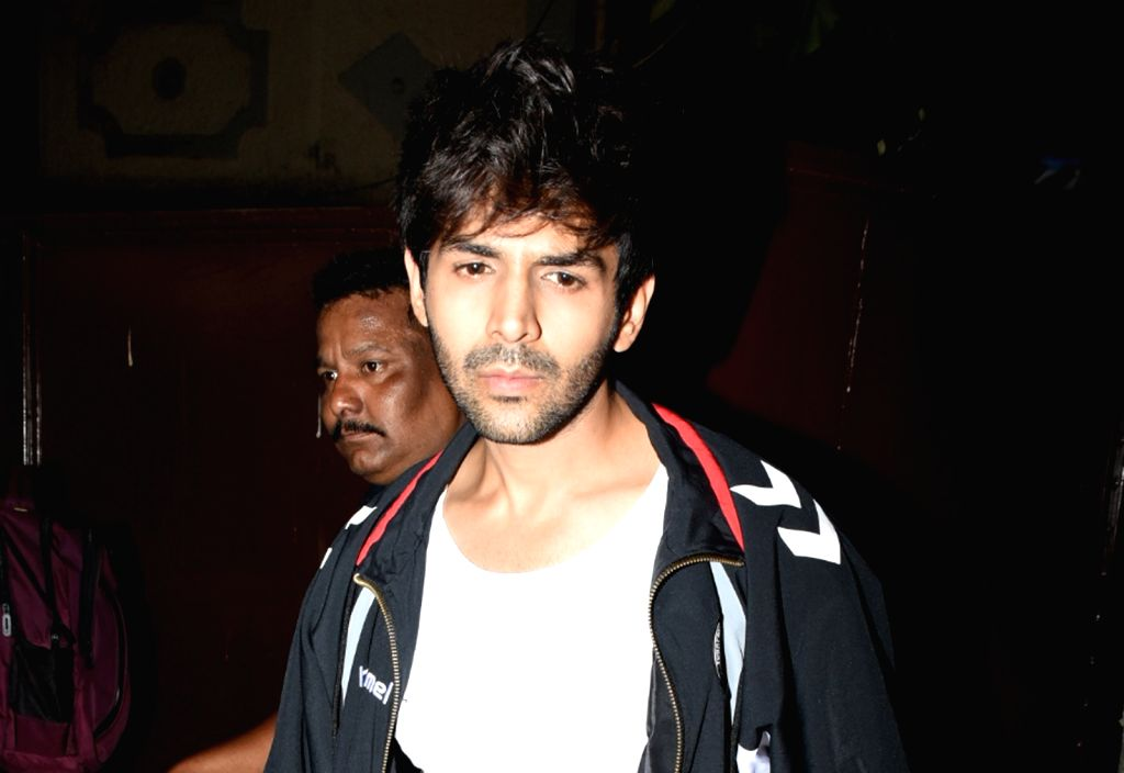 Actor Kartik Aaryan. (Photo: IANS) - Kartik Aaryan