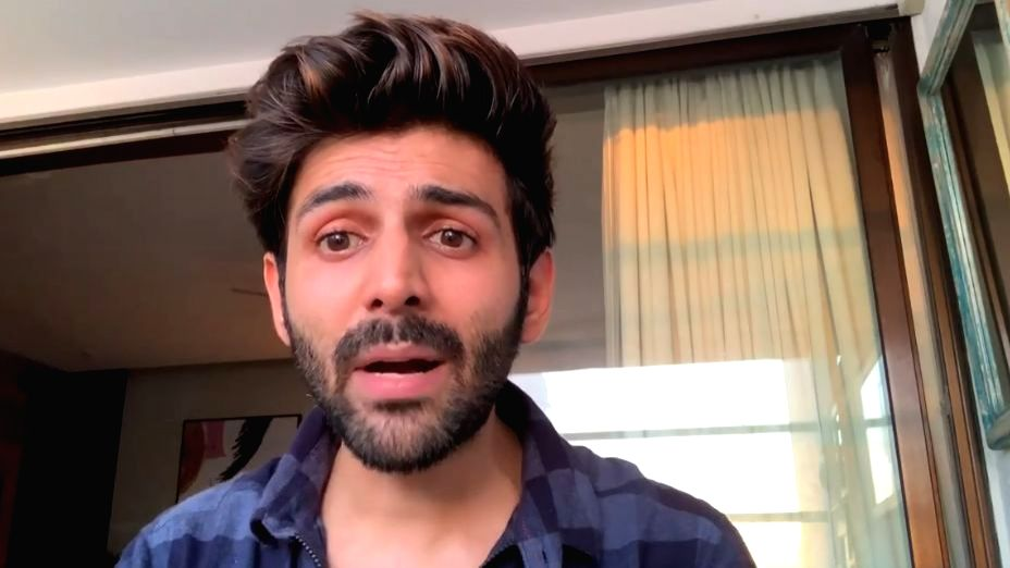 "Actor Kartik Aaryan, who shot to fame with the famous monologue in his 2011 debut film ""Pyaar Ka Punchnama"", has come up with a new monologue in the wake of the coronavirus outbreak. In a ... - Kartik Aaryan"