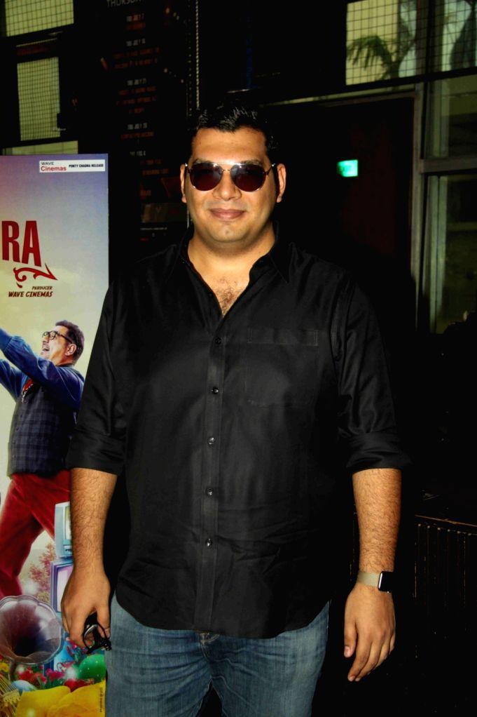 Actor Kayoze Irani during the music launch of the upcoming film The Legend of Michael Mishra in Mumbai on July 20, 2016. - Kayoze Irani and Mishra