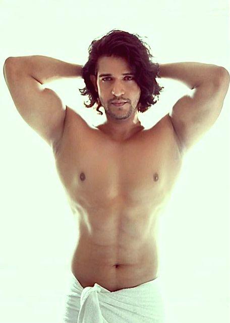 Actor Kuldeep Singh. - Kuldeep Singh