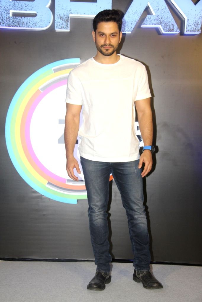 "Actor Kunal Khemu at the launch of their upcoming web series ""Abhay"" in Mumbai, on Feb 4, 2019. - Kunal Khemu"