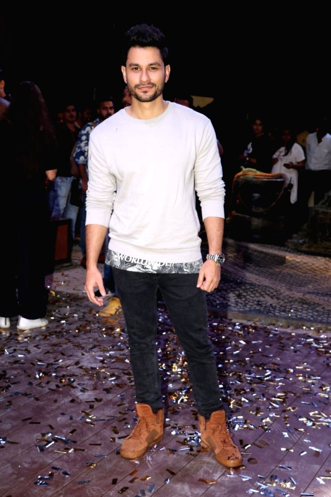 "Actor Kunal Khemu during the promotion of his upcoming film ""Golmaal Again"" on the sets of ""Khatron Ke Khiladi"" in Mumbai on Sept 19, 2017. - Kunal Khemu"