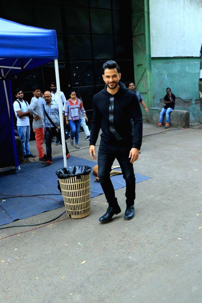 "Actor Kunal Khemu during the promotions of his upcoming film ""Malang"" in Mumbai on Dec 12, 2019. - Kunal Khemu"