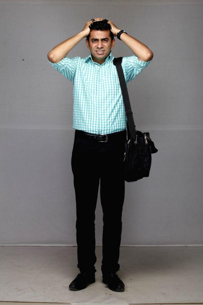 Actor Kunal Kumar. - Kunal Kumar