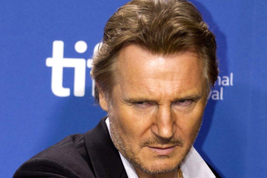 Actor Liam Neeson. (File Photo: IANS) - Liam Neeson