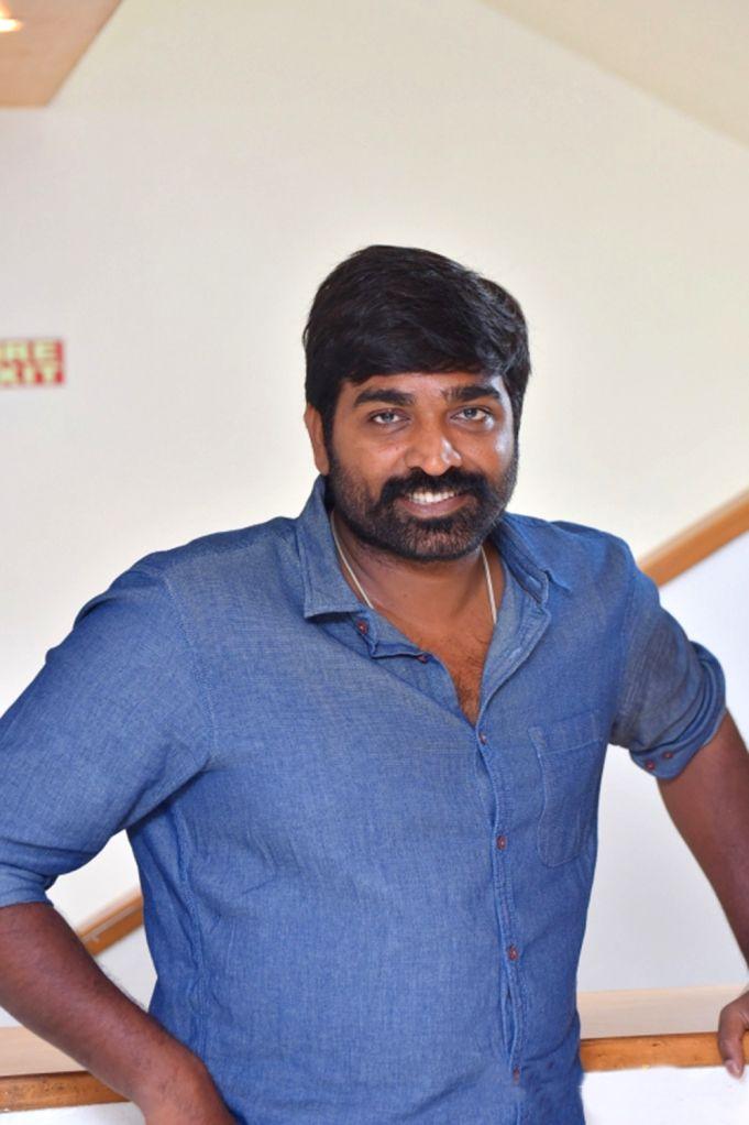 Actor Makkal Selvan Vijay Sethupathi. - Makkal Selvan Vijay Sethupathi
