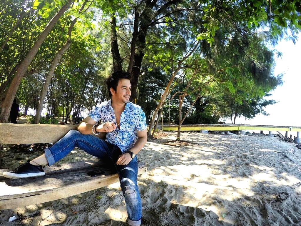 Actor Manish Goplani. - Manish Goplani