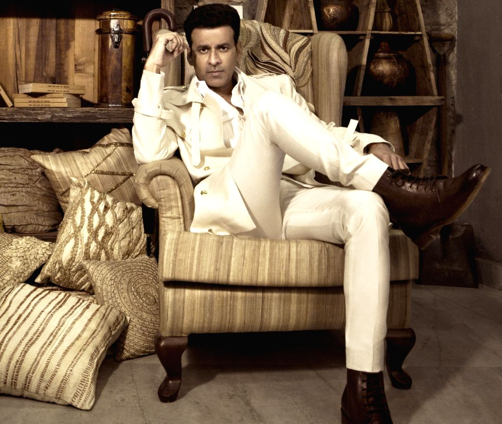Actor Manoj Bajpayee. - Manoj Bajpayee