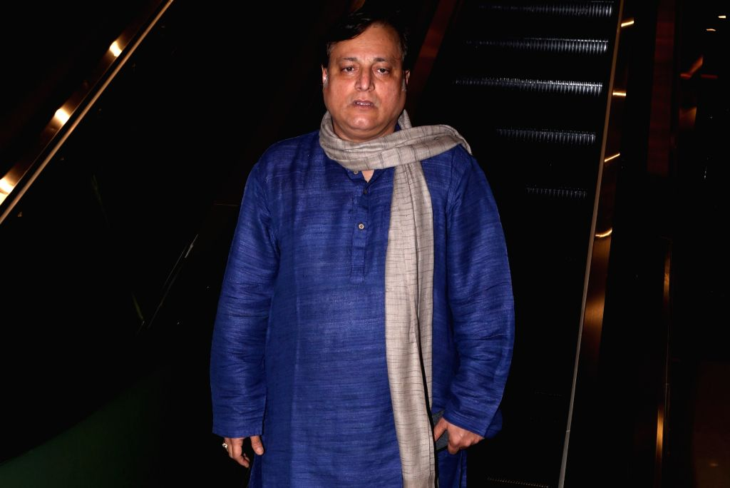 Actor Manoj Joshi at the inauguration of ActFest, which is organised by Cine and TV Artistes' Association (Cintaa) and 48 Hour Film Project, in Mumbai on Feb 15, 2019. - Manoj Joshi