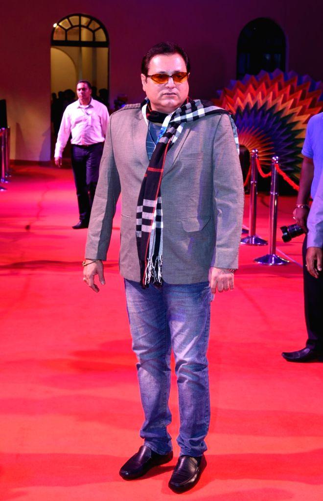 Actor Manoj Joshi during the 47th International Film Festival of India (IFFI-2016), in Panaji, Goa on Nov 27, 2016. - Manoj Joshi
