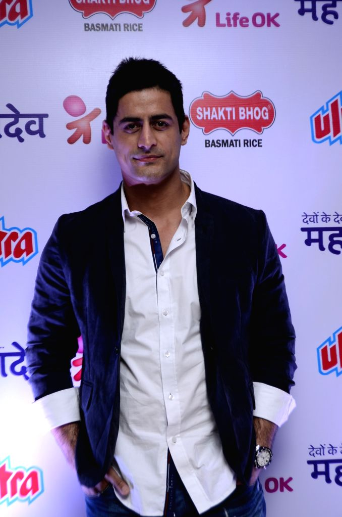 Actor Mohit Raina