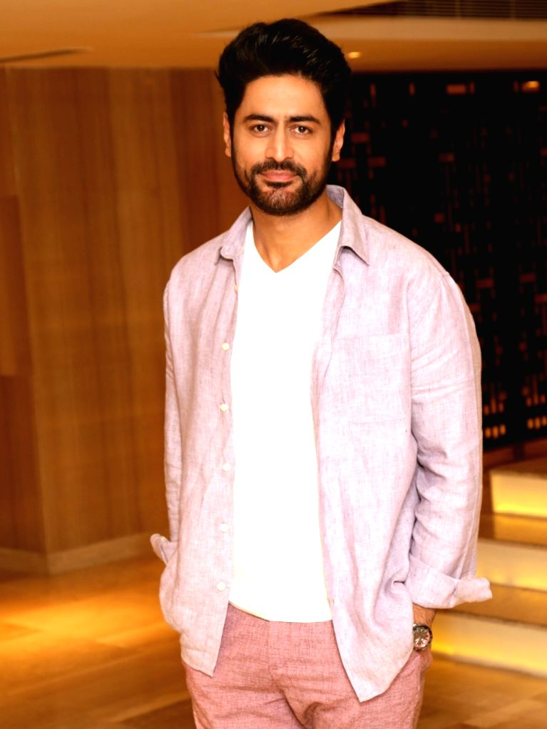 "Actor Mohit Raina during the promotions of his upcoming web series ""Kaafir"" in New Delhi, on June 12, 2019. - Mohit Raina"