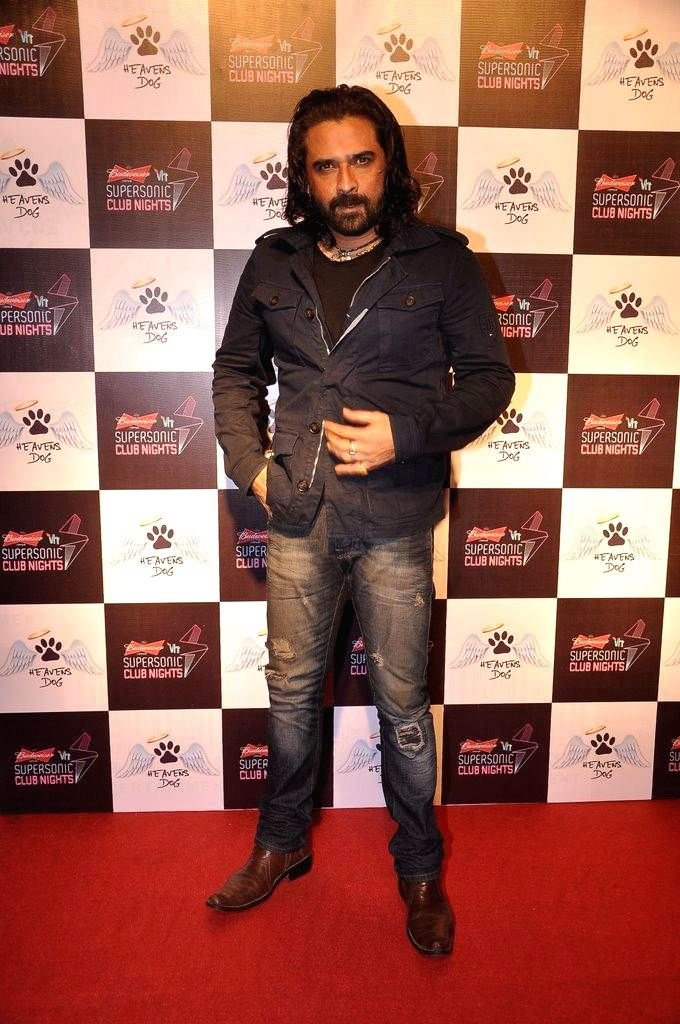 Actor Mukul Dev during the launch of restaurant Heavens Dog, in Mumbai, on Sept. 5, 2014. - Mukul Dev