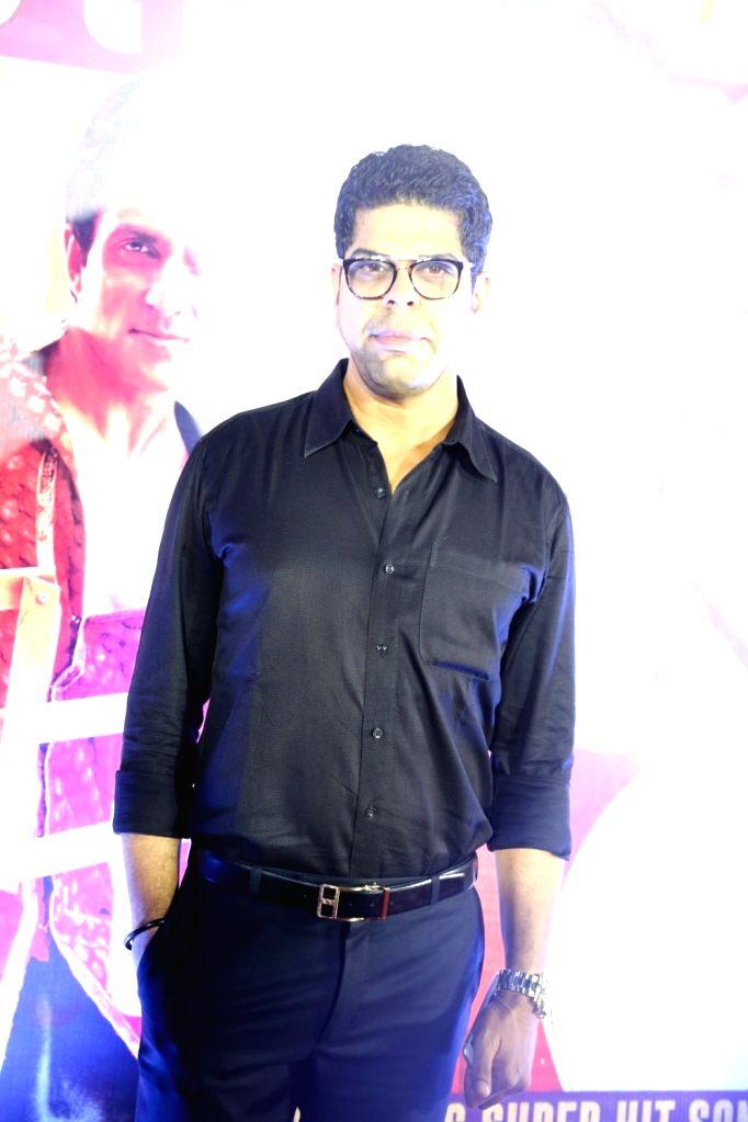 Actor Murli Sharma during the screening of film Tutak Tutak Tutiya in Mumbai on Oct. 6, 2016. - Murli Sharma