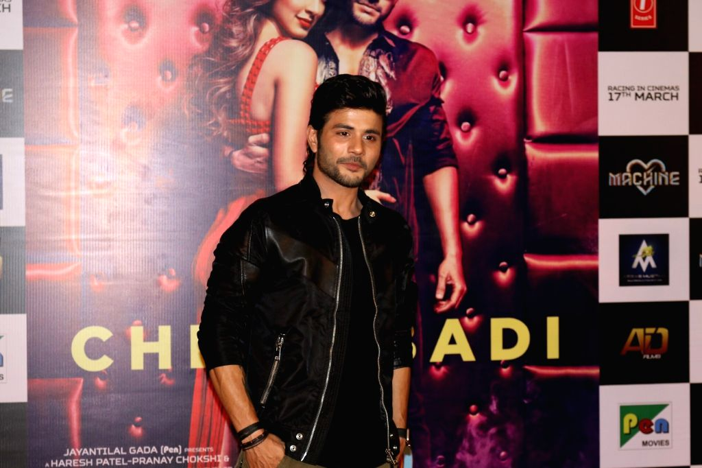 Actor Mustafa Burmawala during the song launch Cheez Badi Hai Mast Mast in Mumbai on March 5, 2017. - Mustafa Burmawala