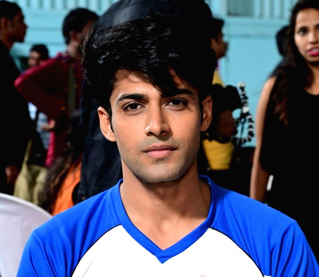 Actor Namik Paul as Shravan in 'Ek Duje Ke Vaaste 2'. - Namik Paul