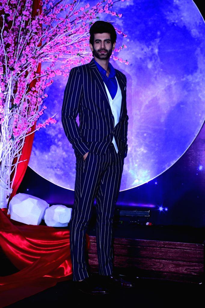 """Actor Namik Paul at the launch of Colors' """"Bepanaah Pyaar"""" and """"Kawach"""". - Namik Paul"""
