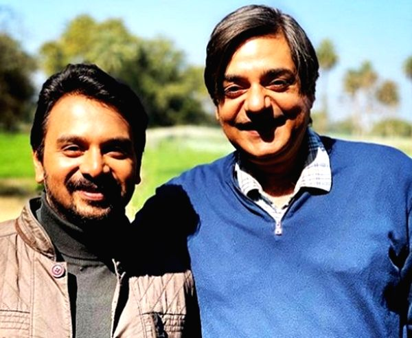 Actor Namit Das. - Namit Das