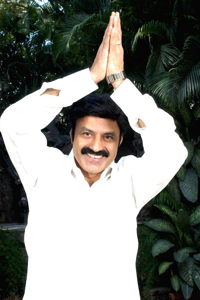 Actor Nandamuri Balakrishna. (File Photo: IANS) - Nandamuri Balakrishna