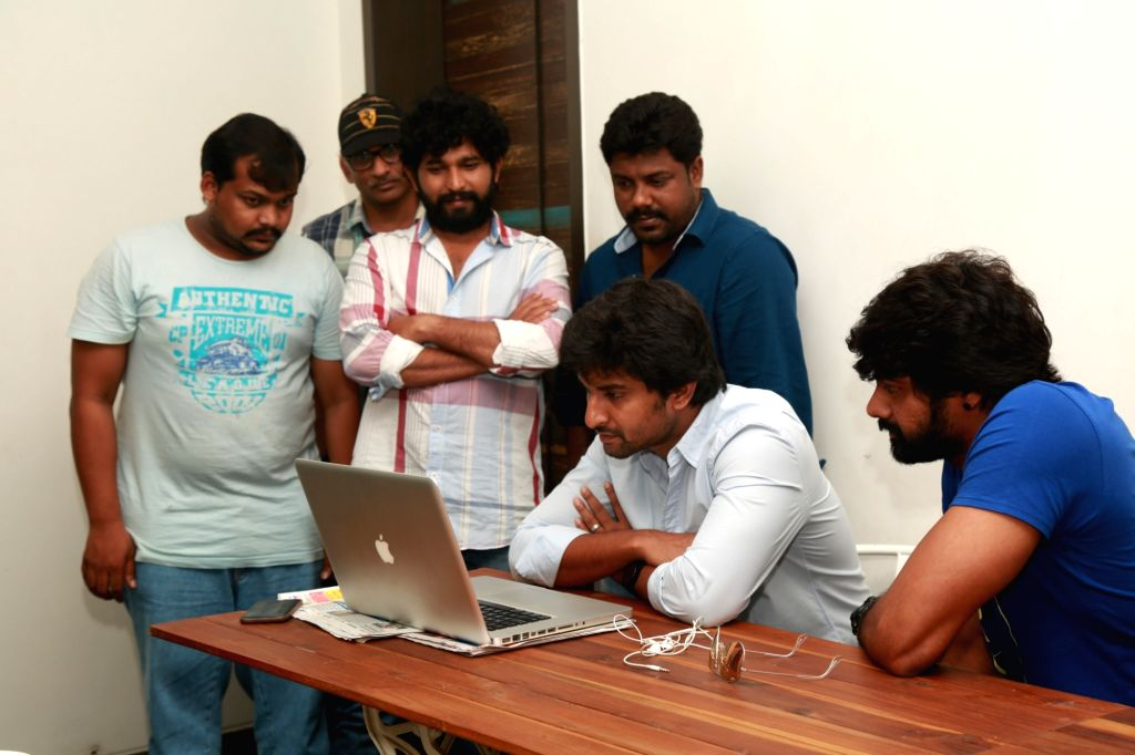 Actor Nani Launches Chandamama Raave Movie Teaser. - Nani Launches Chandamama Raave Movie Teaser
