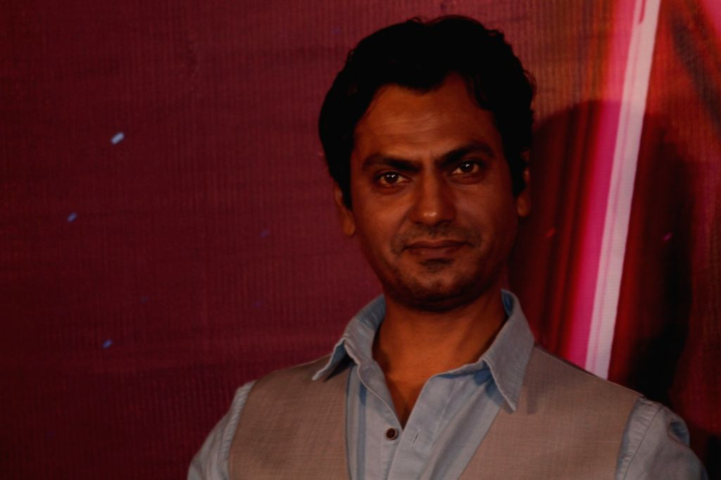 "Actor Nawazuddin Siddiqui during the trailer launch of his upcoming film ""Munna Michael"" in Mumbai, on June 4, 2017. - Nawazuddin Siddiqui"