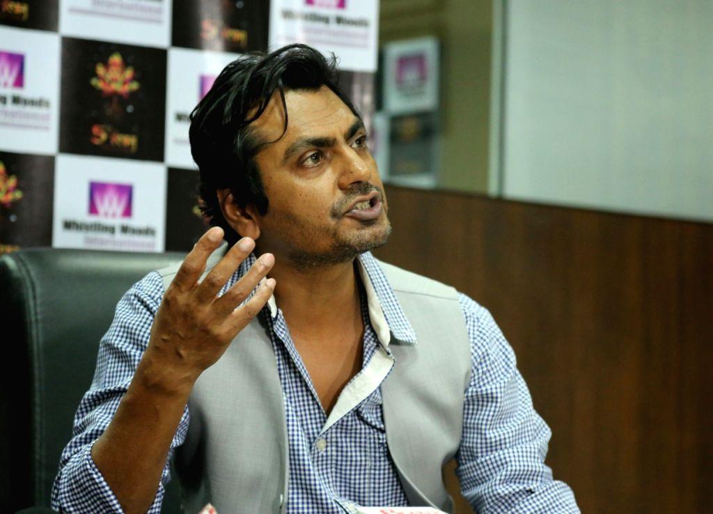 Actor Nawazuddin Siddiqui. (File Photo: IANS) - Nawazuddin Siddiqui