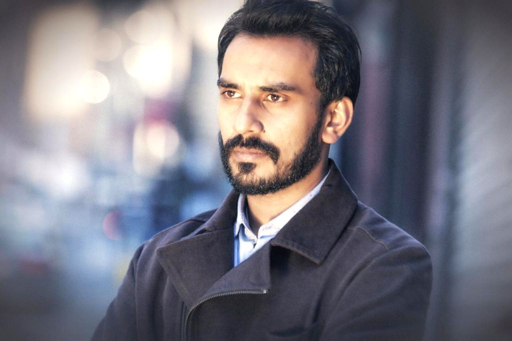 Actor Nikhil Sangha. - Nikhil Sangha