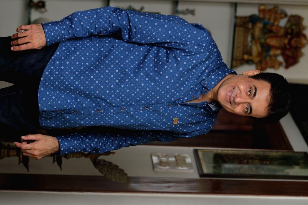 Actor Nitish Bharadwaj. - Nitish Bharadwaj