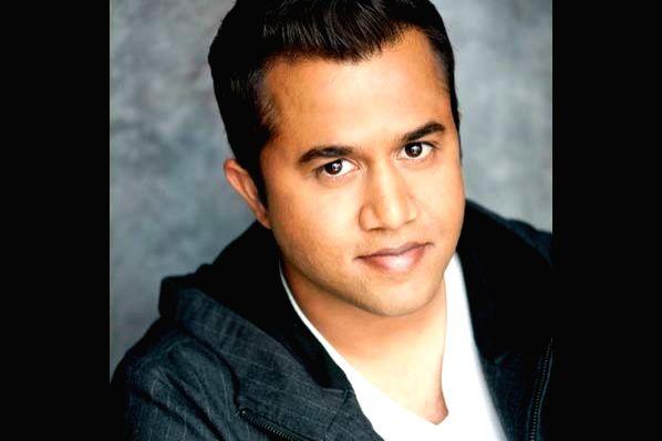 Actor Omi Vaidya. (Photo: Twitter/@OmiOneKenobe) - Omi Vaidya