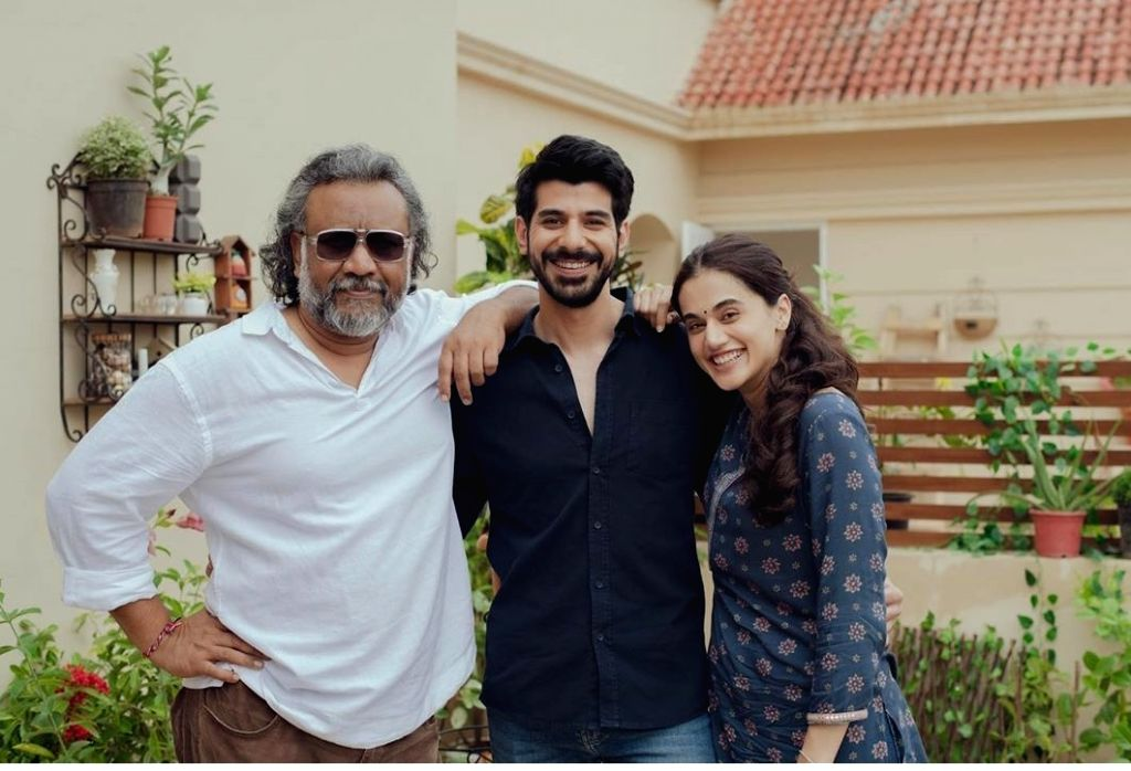 """Actor Pavail Gulati, who is known for his roles in web shows like """"Haq Se"""" and """"Made in Heaven"""", has now bagged the role in filmmaker Anubhav Sinha's upcoming movie ... - Pavail Gulati and Anubhav Sinha"""