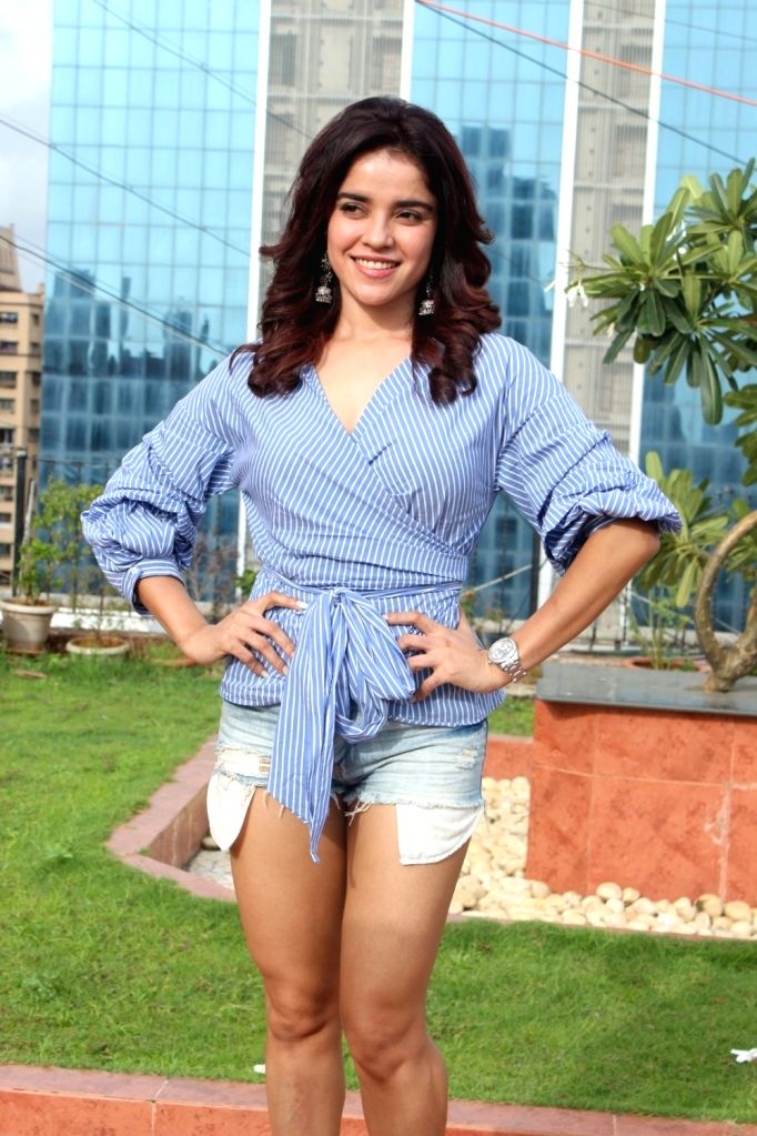 """Actor Piaa Bajpai during a press conference to promote his upcoming film """"Abhi & Anu"""" in Mumbai on Aug 17, 2017. - Piaa Bajpai"""