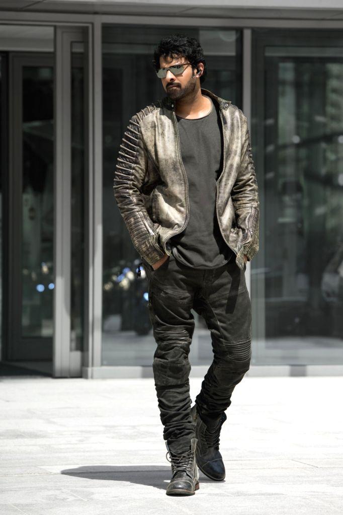 :Actor Prabhas. (Photo: IANS).