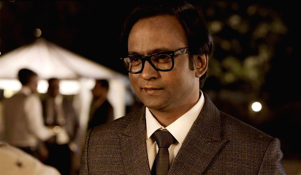 Actor Prashant Narayanan. - Prashant Narayanan