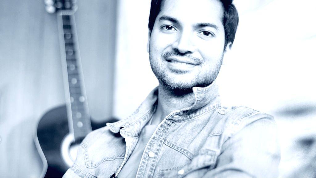 Actor Prashantt Guptha. - Prashantt Guptha