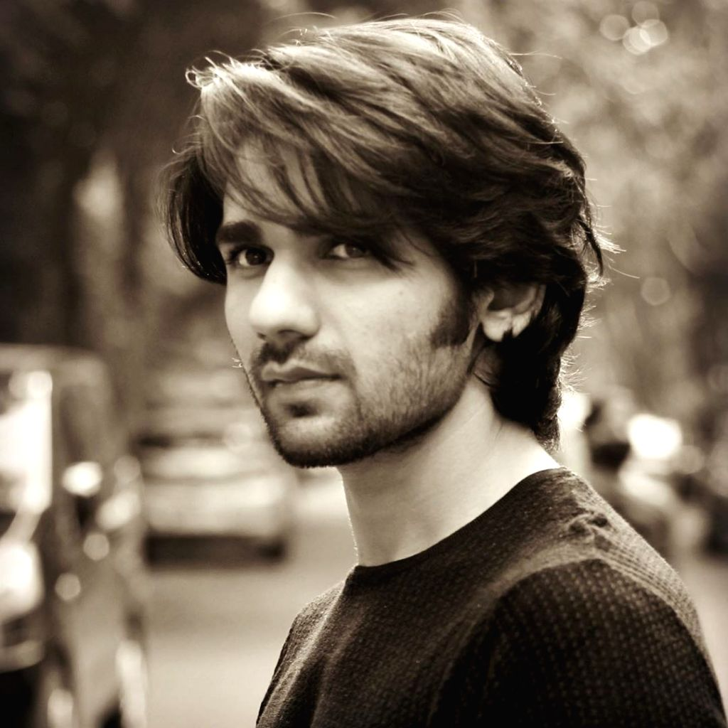 Actor Prit Kamani. - Prit Kamani