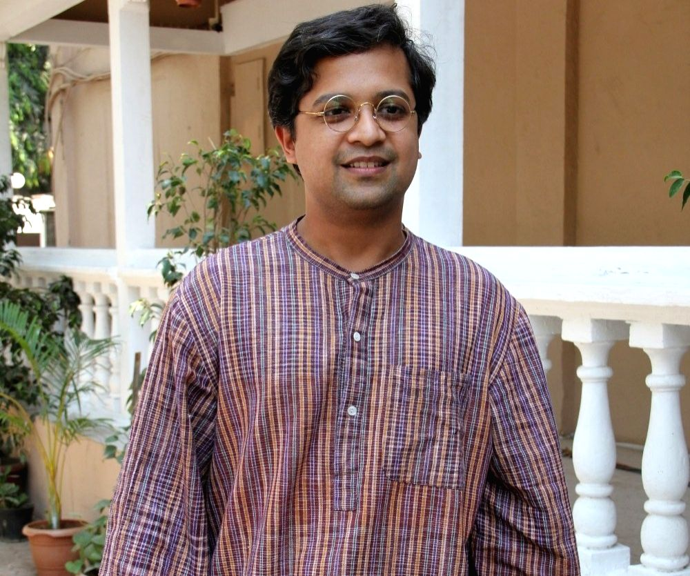 Actor-producer Anand Tiwari. (File photo: IANS)
