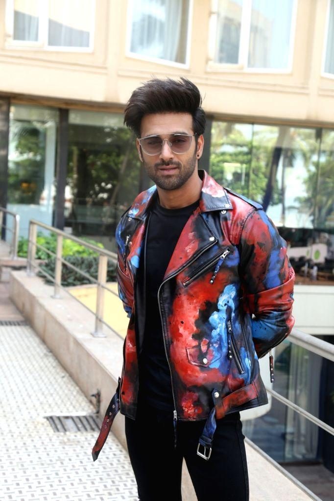 "Actor Pulkit Samrat during the promotions of his upcoming film ""Pagalpanti"" in Mumbai on Nov 14, 2019. - Pulkit Samrat"