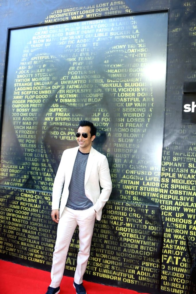 Actor Rahul Khanna during the launch of Shaze luxury retail newest outpost at Colaba in Mumbai on Oct. 7, 2016. - Rahul Khanna